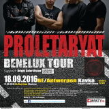 Proletaryat POSTER BE FB-01